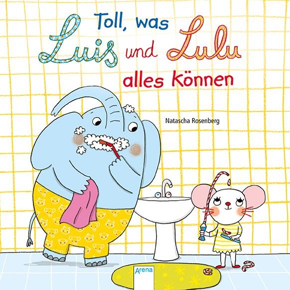 Toll, was Luis und Lulu alles können