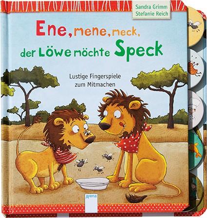 Ene, mene, meck, der Löwe möchte Speck