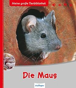 """Tierbuch """"Die Maus"""""""