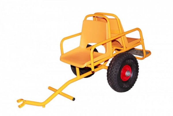RABO MOON-CAR 2-Sitzer Anhänger
