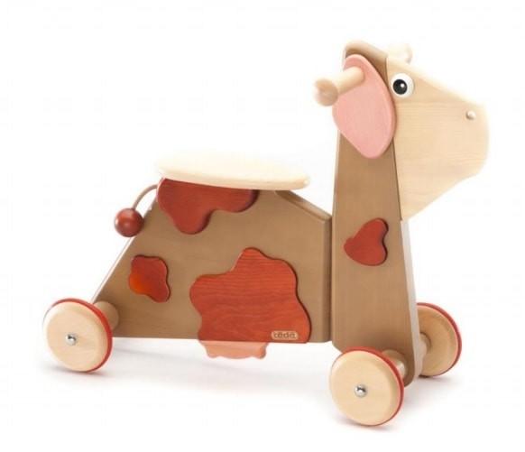 Rutschtier Kuh Ilse