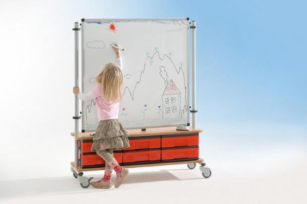 BoxBoard Tafel, 90 x 90 cm
