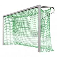 Alu-Kleinfeldtor mit grünem Netz