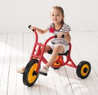 Dreirad für verschiedene Altersklassen